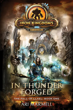 In Thunder Forged Iron Kingdoms Chronicles